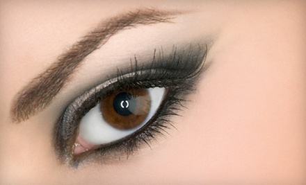 One or Three Eyebrow Waxing or Threading Sessions at Brows 2 Lashes (Up to 56% Off)