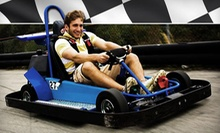 Go-Karting and Mini Golf for Two or Four at Statler's Fun Center (Up to 53% Off)