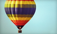 Del Mar Sunset Balloon Tour MondayThursday or Friday-Sunday for One or Two from Panorama Balloon Tours (Up to 51% Off)