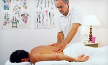 Chiropractic Exam with Massage or Alignment, or Two Massages at Chirowithin Reach (Up to 81% Off)