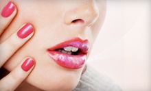 Shellac Manicure or a 60-Minute Facial at Beauty & Bliss (Up to 52% Off)
