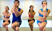 10 or 25 Drop-In Classes or $39 for $100 Toward Membership at Bikram Yoga Santa Clara
