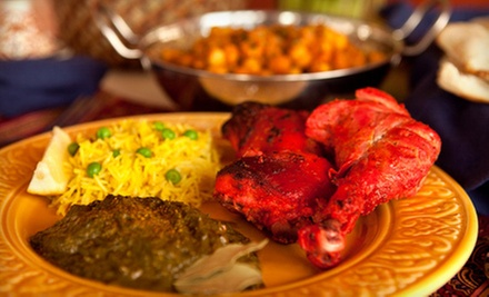 $15 for $30 Worth of Indian Cuisine at A Taste of India 