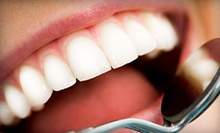 Dental Exam with X-rays and Cleaning, or Crown at Lake Street Dental (Up to 76% Off)