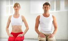 Intro to Yoga Workshop or a Four-Class Beginner Yoga Series at Reach Yoga (Up to 65% Off)