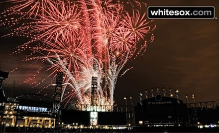 Chicago White Sox Game with Patio Party at U.S. Cellular Field (Up to 42% Off). Seven Games Available.