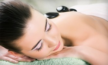 60- or 90-Minute Swedish or Deep-Tissue Massage, or Hot-Stone Massage at Clear Spirit Corporate Massage (Up to 54% Off)