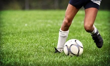 $19 for a Soccer Team Registration & One 50-Minute Game for Up to Ten People at Arizona Major Soccer League ($60 Value)