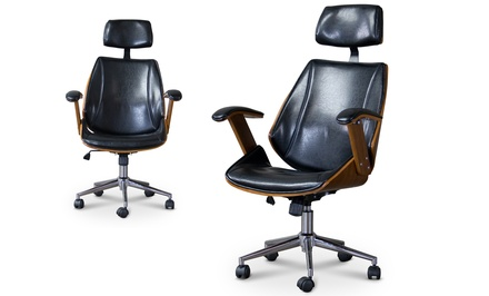 Modern High-Back Office Chair