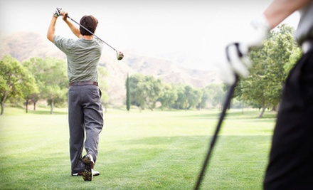 Two or Four Private 30-Minute Lessons from Jim Fenner Golf Professional (Up to 56% Off)