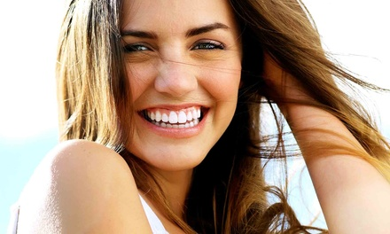 Dental-Checkup Package with Optional Whitening for One or Two at Fleming Dental Group (Up to 82% Off)