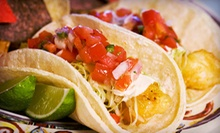 $8 for $16 of Mexican Cuisine and Drinks at La Hacienda Authentic Mexican Restaurant