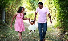 $59 for a One-Hour On-Location Photography Session with Print and Digital File from Me o' My Photography ($225 Value)