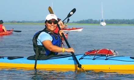 Guided Kayak Tour for One or Two from Sea Kayak Carolina (Up to 51% Off)