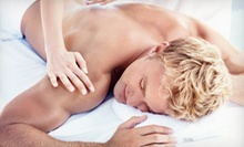 Massage and Spinal Decompression Treatments at Parker Chiropractic Clinic (Up to 90% Off). Three Options Available.