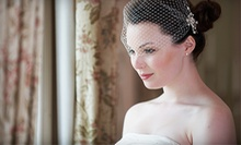 Bridal and Special-Occasion Hair and Makeup Packages at QB & Co. (Up to 64% Off). Three Options Available.