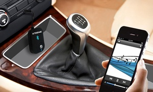 Xtreme Bluetooth Wireless Music Receiver With Microphone