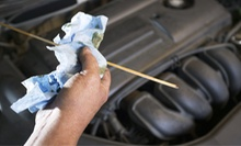 Standard or Synthetic Oil-Change Package at Belmont Auto Enterprises (Up to 60% Off)
