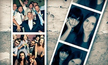Photo-Fun-Station Rental or Basic or Deluxe Photo-Booth Rental from Charm City Photo Booths (Up to 70% Off)