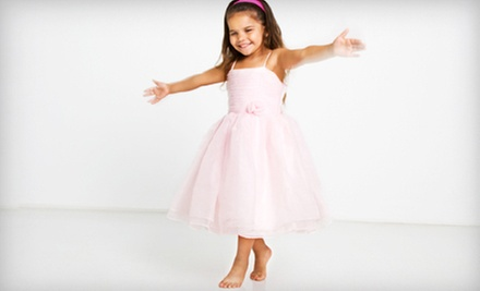 5 or 10 Kids' Dance Classes at East Side Dance (Up to 60% Off)