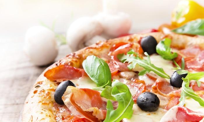 Ciar De Luna - Sarezzo, (BS): Pizza, birra e in più antipasto e dolce (sconto fino a 65%)