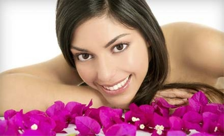 60-Minute Specialty Facial with Optional 60-Minute Swedish Massage at Natural Beauty Spa (Up to 55% Off)