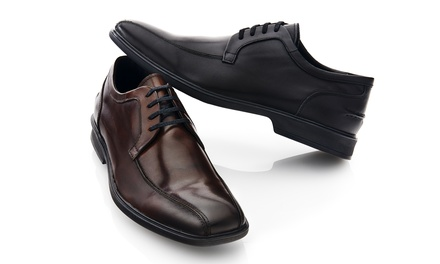 Kenneth Cole Reaction Get Busy Men's Leather Oxfords