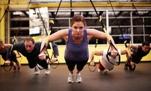 10 or 20 60-Minute TRX Training Sessions at Lady of America Fitness Center (Up to 86% Off)