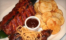 American Comfort Food at Dinner or Lunch at City Park Grill (Up to 53% Off). Three Options Available.