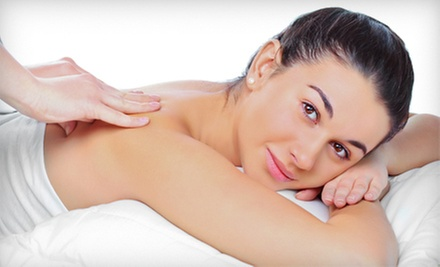 One or Three 60-Minute Holistic Massages with Hot Stones and Reflexology at Massage with Jennifer (Up to 52% Off)