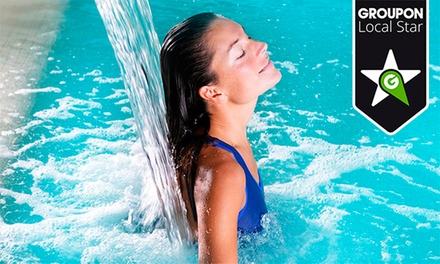 Jazzy Life Club — Estádio da Luz: circuito de spa Thermogarden com massagem e opção de tratamento facial desde 24,90€
