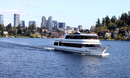 $27 for the Two-Lakes Lunch Cruise for One from Waterways Cruises ($55 Value)