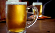 $29 for Brewery Tour for Up to Three from Eco Pedicab ($60 Value)