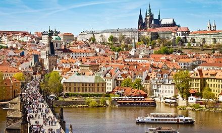 Gallery Hotel SIS — Praga: 1, 2 ou 3 noites para uma ou duas pessoas com pequeno-almoço desde 26€