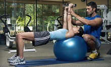 One or Three Personal-Training Sessions at Fusion Health Chicago (Up to 78% Off)