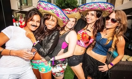 Cinco de Mayo Sombrero Bar Crawl for One, Two, or Four from Carolina Nightlife on Saturday, May 2 (47% Off)