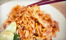 $10 for $20 Worth of Thai Food at Siam Taste Noodles