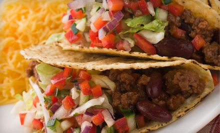 $8 for $16 Worth of Cajun-Mexican Fusion Cuisine at Taco Boudreaux's