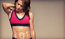 $49 for One Month of Unlimited Boot-Camp Classes from Lake Country Training ($100 Value)