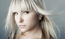 Haircut Packages at Looks Salon & Supply (Up to 69% Off). Three Options Available.