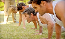 Five or 10 Boot Camp Classes at Walter Lewis Fitness Solutions (Up to 82% Off)