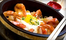 Asian-Fusion Cuisine at Region (Up to 53% Off). Two Options Available.