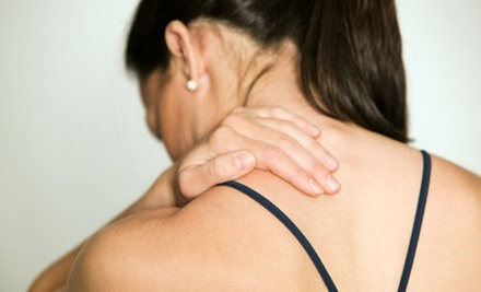 Exam, Consult, Report of Findings, Soft-Tissue Work, and One or Three Adjustments at Lee Chiropractic (Up to 54% Off)