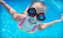 $49 for One Month of Swimming Lessons and Registration Fee at Swim Schools of Corpus Christi ($123 Value)