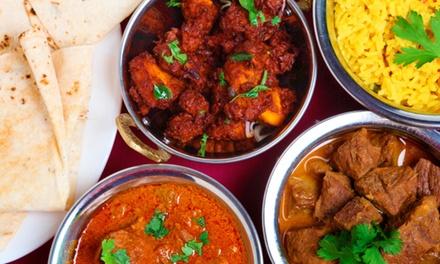 Sabores de Goa — Anjos: menu indiano para dois com entradas, pratos principais à carta, sobremesas e bebidas por 19,90€