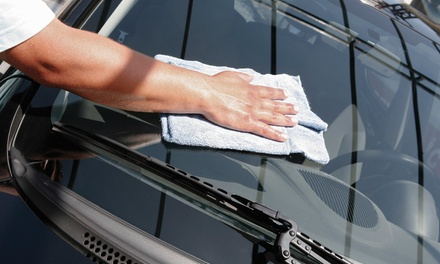 $52.99 for Exterior-Detailing Package with Light Vacuum at Sunshine Auto Detailing and Cleaning ($95 Value)