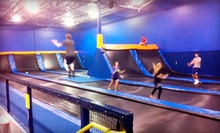 $12 for Two One-Hour Jump Sessions at Cosmic Jump (Up to Half Off)