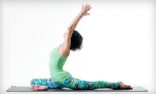 $39 for 10 Drop-In Yoga Classes at Cascade Yoga Studio ($90 Value)