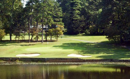 Golf Outing with Cart Rental and Range Balls for Two or Four at Pine Brook Country Club (Up to 57% Off)