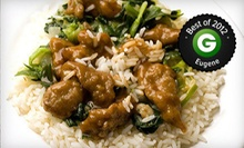 Dinner Buffet for Two or Four at Lee's Mongolian Grill (Up to 66% Off)